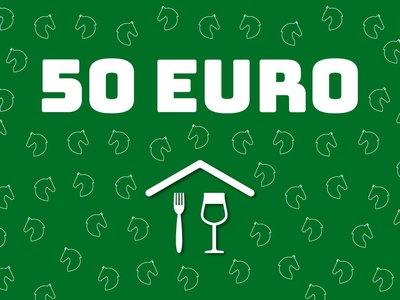 Horecabon van 50 euro